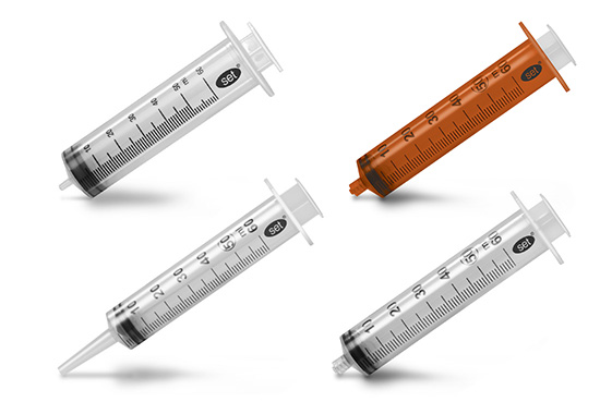 50ml Syringes